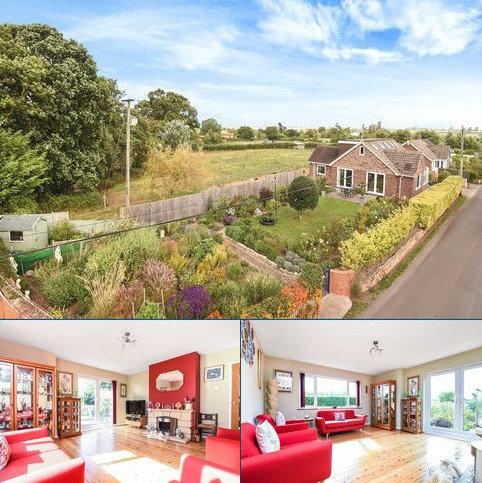 4 bedroom detached bungalow for sale - Woolmersdon, North Petherton, Bridgwater, Somerset, TA5