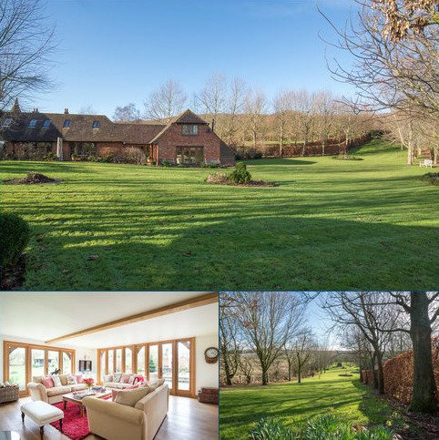 3 bedroom detached house for sale - Middle Pett Farm, Pett Bottom, Canterbury, Kent