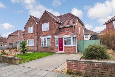 3 bedroom semi-detached house for sale - Blagdon Crescent, Cramlington, Northumberland, NE23 1HJ