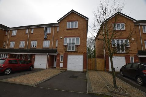 4 bedroom townhouse to rent - Wyncliffe Gardens, Pentwyn, Cardiff . CF23 7FD