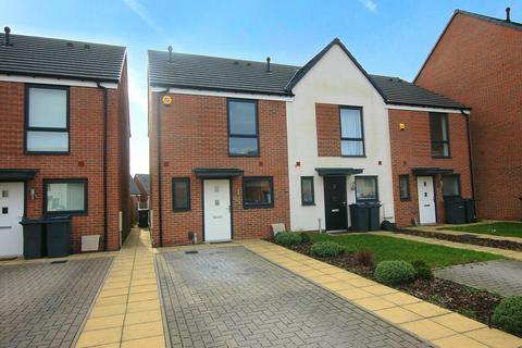 2 bedroom end of terrace house for sale - Topland Grove, Northfield, Birmingham, B31 5JG