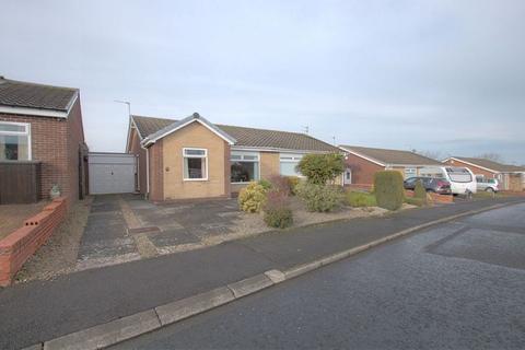 2 bedroom semi-detached bungalow for sale - 11 Kidderminster Drive, Newcastle upon Tyne, NE5 1TZ