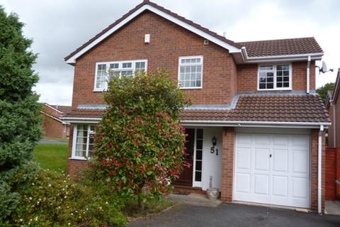 4 bedroom property to rent - 51 Beechfields Way  Newport