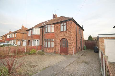 3 bedroom semi-detached house for sale - Manor Lane, York, YO30 5TX