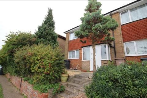 3 bedroom end of terrace house to rent - Brendon Avenue, Luton, LU2
