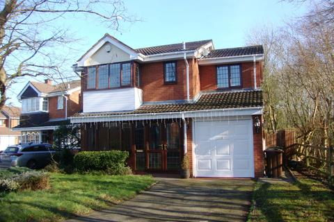 4 bedroom detached house to rent - Charlesworth Avenue, Shirley, Solihull, B90 4SE