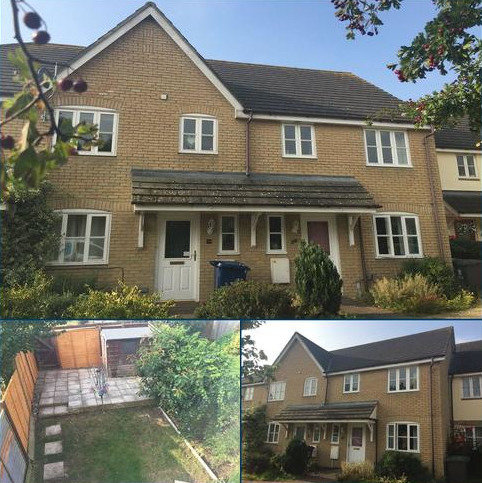 3 bedroom terraced house to rent - Tates Field, Caxton, Cambridge CB23
