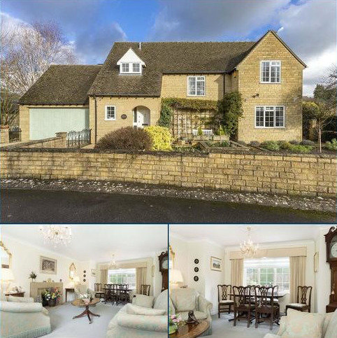 4 bedroom detached house for sale - The Old Mill, Cheltenham Road, Broadway, Worcestershire, WR12