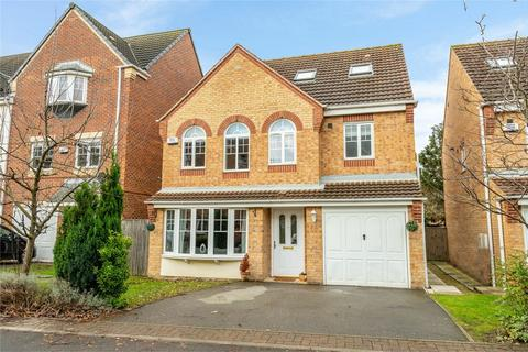 4 bedroom detached house for sale - Beckett Drive, Osbaldwick, YORK