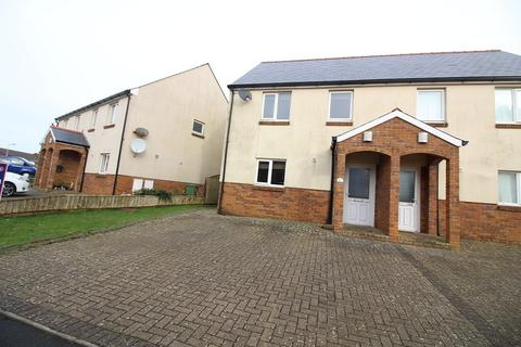 3 bedroom semi-detached house for sale - Conway Drive, Steynton, Milford Haven, Pembrokeshire. SA73 1JA