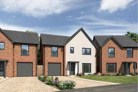4 bedroom detached house for sale - Plot 7, The Chelmsford, Caerwent Gardens, Dinas Powys, The Vale Of Glamorgan. CF64 4QA