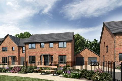 4 bedroom detached house for sale - Plot 40, The Lindford, Caerwent Gardens, Dinas Powys, The Vale Of Glamorgan. CF64 4QA