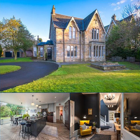 5 bedroom detached house for sale - Sandilands, South Road, Cupar, Fife, KY15