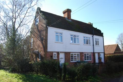 2 bedroom semi-detached house to rent - Church Road,  Chart Sutton, ME17