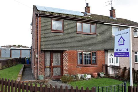 3 bedroom end of terrace house for sale - Ffordd Tysilio, Menai Bridge, North Wales