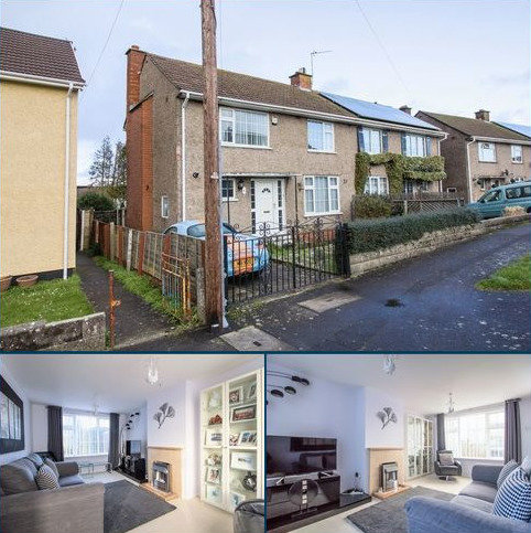 3 bedroom semi-detached house for sale - Willow Close, Penarth