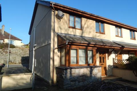 3 bedroom semi-detached house for sale - Porth Dafarch Road, Holyhead, Isle of Anglesey