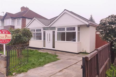 2 bedroom bungalow to rent - Marshall Road, Willenhall
