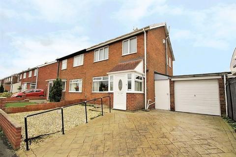 3 bedroom semi-detached house for sale - Ellerton Road, Hartburn, Stockton, TS18 5NP