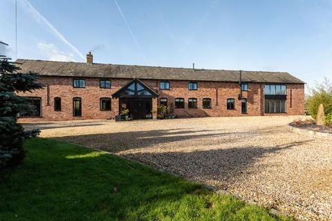 5 bedroom country house for sale - Brereton Lane, Sproston