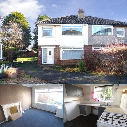 3 bedroom semi-detached house for sale - Brantwood Grove, Bradford, West Yorkshire