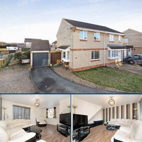 3 bedroom semi-detached house for sale - Greatwood Close, Bridgwater