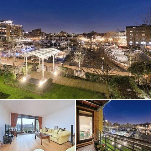 2 bedroom flat for sale - Jacana Court, Star Place, Wapping, London, E1W