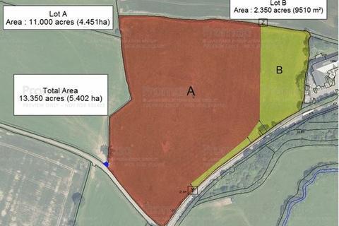 Land for sale - Auction - Land at Nates Lane, Wrington, North Somerset BS40 5RB