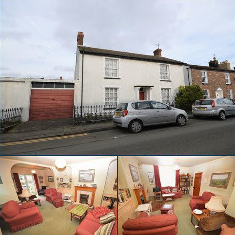3 bedroom detached house for sale - Victoria Street, Abergavenny