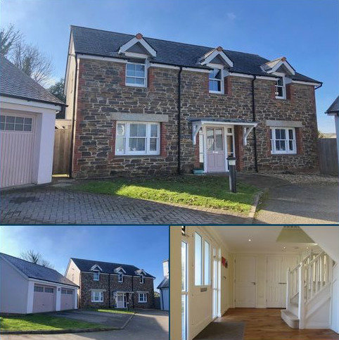 4 bedroom detached house for sale - Chyvogue Lane, Truro
