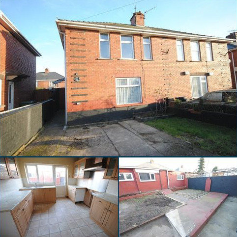 3 bedroom semi-detached house for sale - Milton Road, Exeter