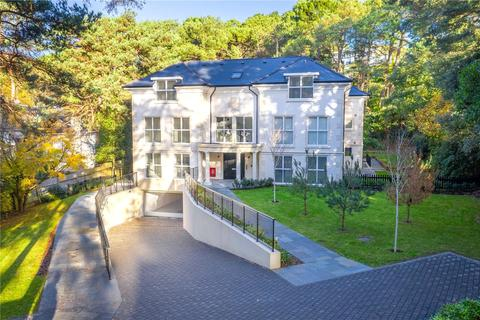 3 bedroom apartment for sale - Lilliput Road, Canford Cliffs, Poole, BH14