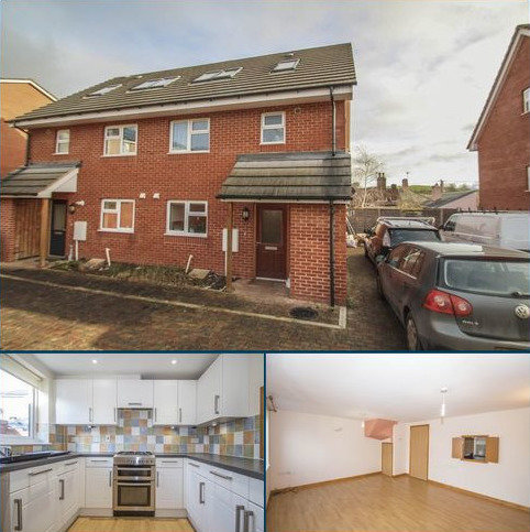 4 bedroom semi-detached house to rent - Cockles Rise, Crediton