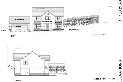 Land for sale - Building Plot Land to the Rear of Seaton Hoe, Park Road, Dinas Powys, CF64 4HJ