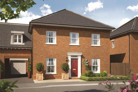 4 bedroom link detached house for sale - The Betony, Willowbrook, The Street, Bramford, Ipswich, IP8