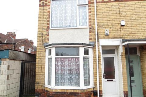 2 bedroom end of terrace house for sale - Exmouth Street, Hull, HU5 2LE