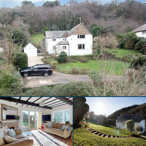 3 bedroom detached house for sale - Ilsham Road, Torquay