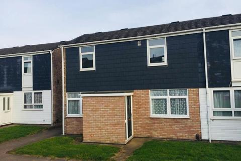 3 bedroom townhouse for sale - Cuffling Drive, Braunstone Frith, Leicester, Leicestershire, LE3 6PD