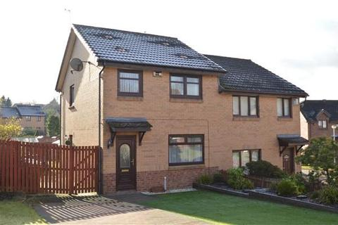 3 bedroom semi-detached house for sale - Whithorn Crescent, Moodiesburn, Glasgow, G69 0HR