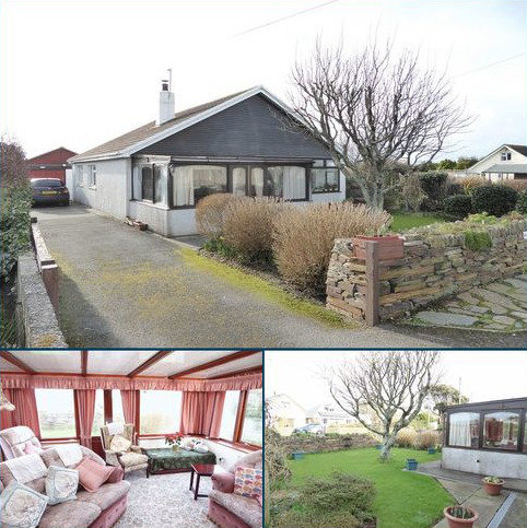3 bedroom detached bungalow for sale - Trenale Lane, Tintagel