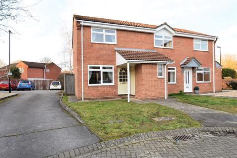 2 bedroom semi-detached house to rent - Adur Close, West End