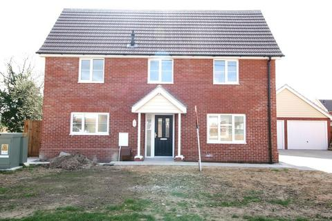 3 bedroom detached house for sale - Market Close, Elmstead, Colchester