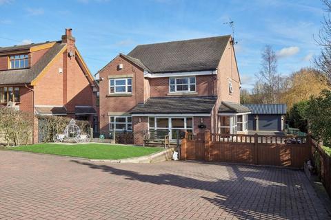 4 bedroom detached house for sale - Waterside Cottage, Off Station Road, Biddulph, ST8 6BS