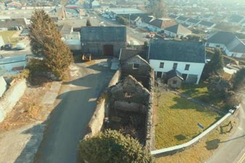 Land for sale - Beddau Farm, St. Cenydd Road, Caerphilly