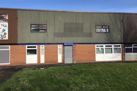 Industrial unit to rent - Unit 8, Merthyr Tydfil Industrial Park, Pentrebach, Merthyr Tydfil