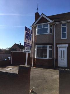 2 bedroom terraced house to rent - Sewall Highway, Coventry, CV6 6JN