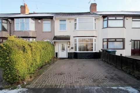 3 bedroom terraced house for sale - Newey Road, Wyken, Coventry, CV2 5HA