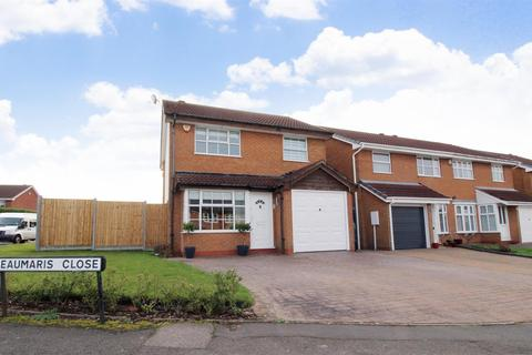 3 bedroom detached house for sale - Beaumaris Close, Allesley