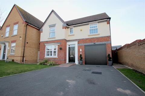 4 bedroom detached house for sale - Phoebe Close, Binley, Coventry, CV3 1LJ