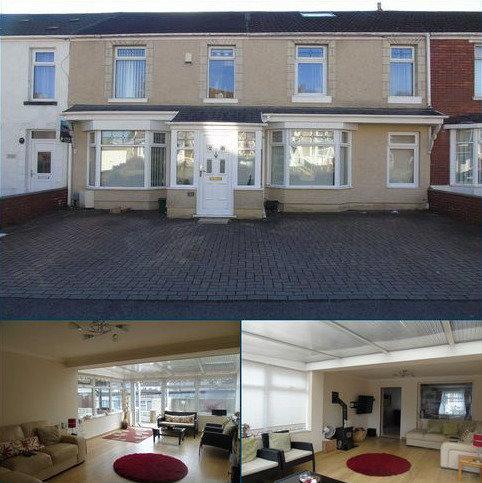 4 bedroom terraced house for sale - Margam Avenue, Morriston, Swansea